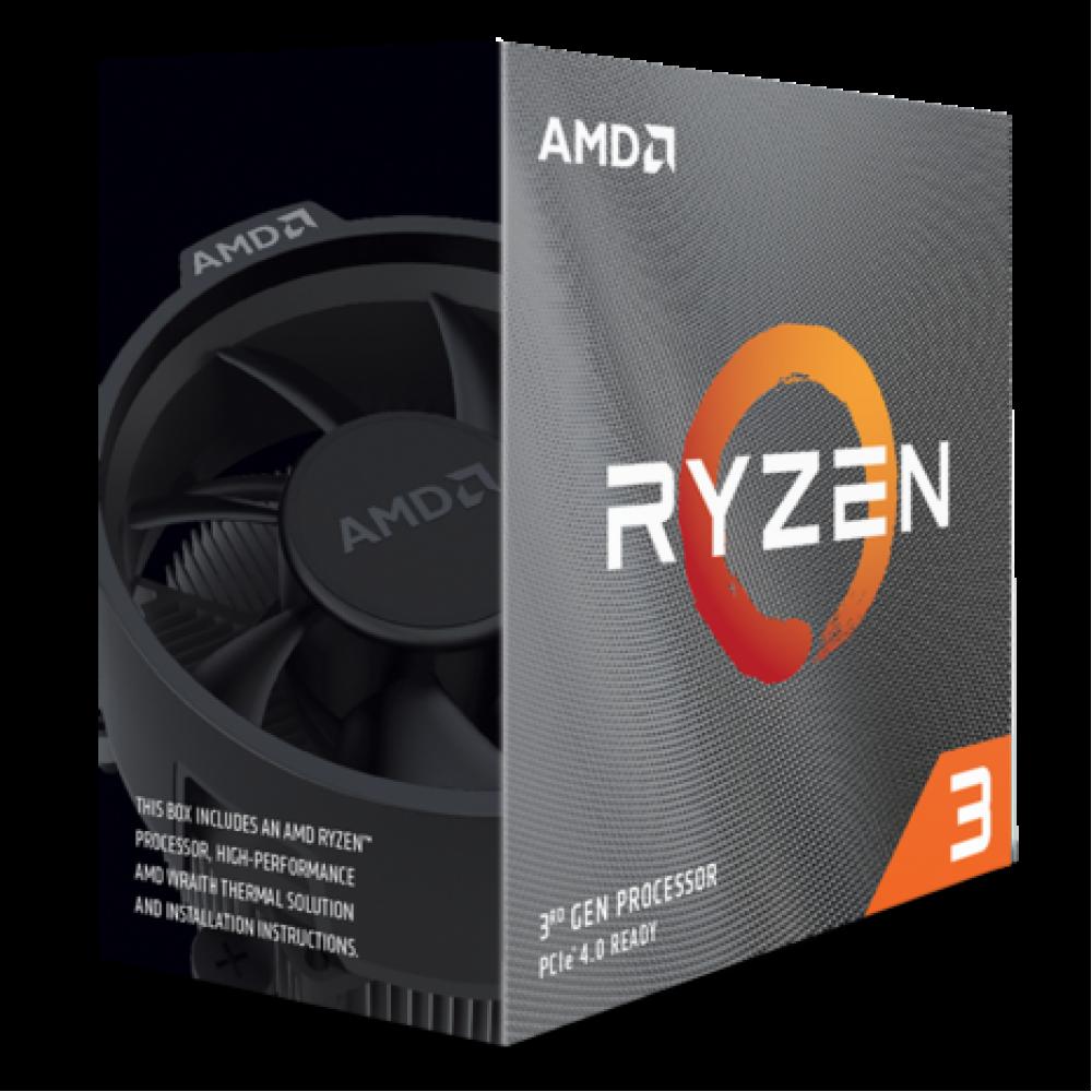 AMD Ryzen 3 3100 Processor (CPU)