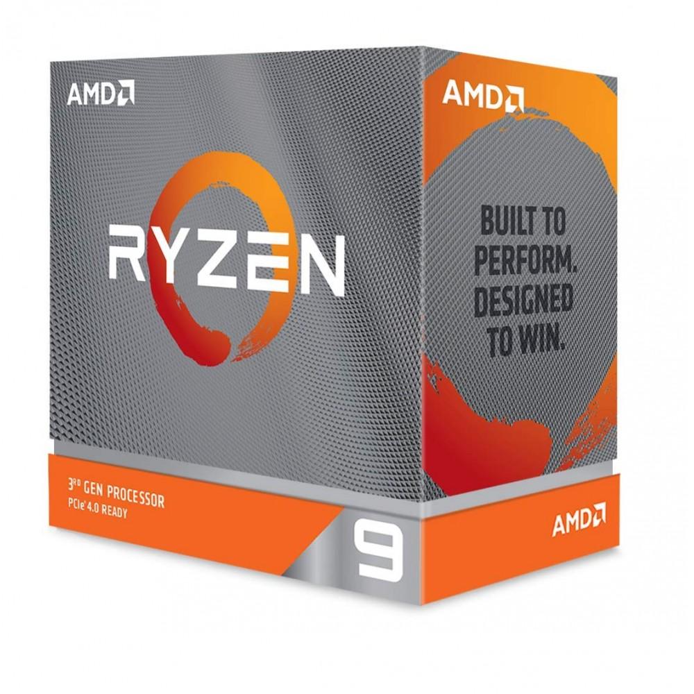 AMD Ryzen 9 3950X  Processor (CPU)