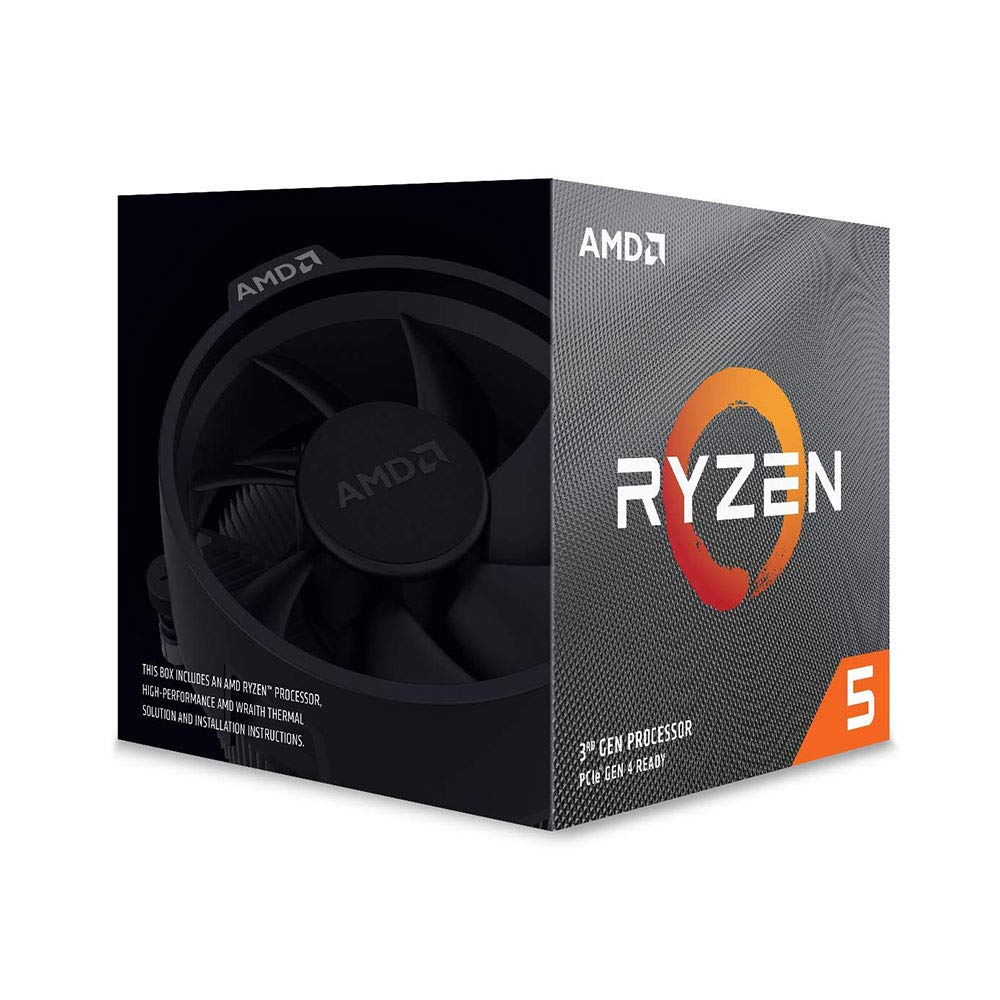AMD Ryzen 5 1400 Processor (CPU)