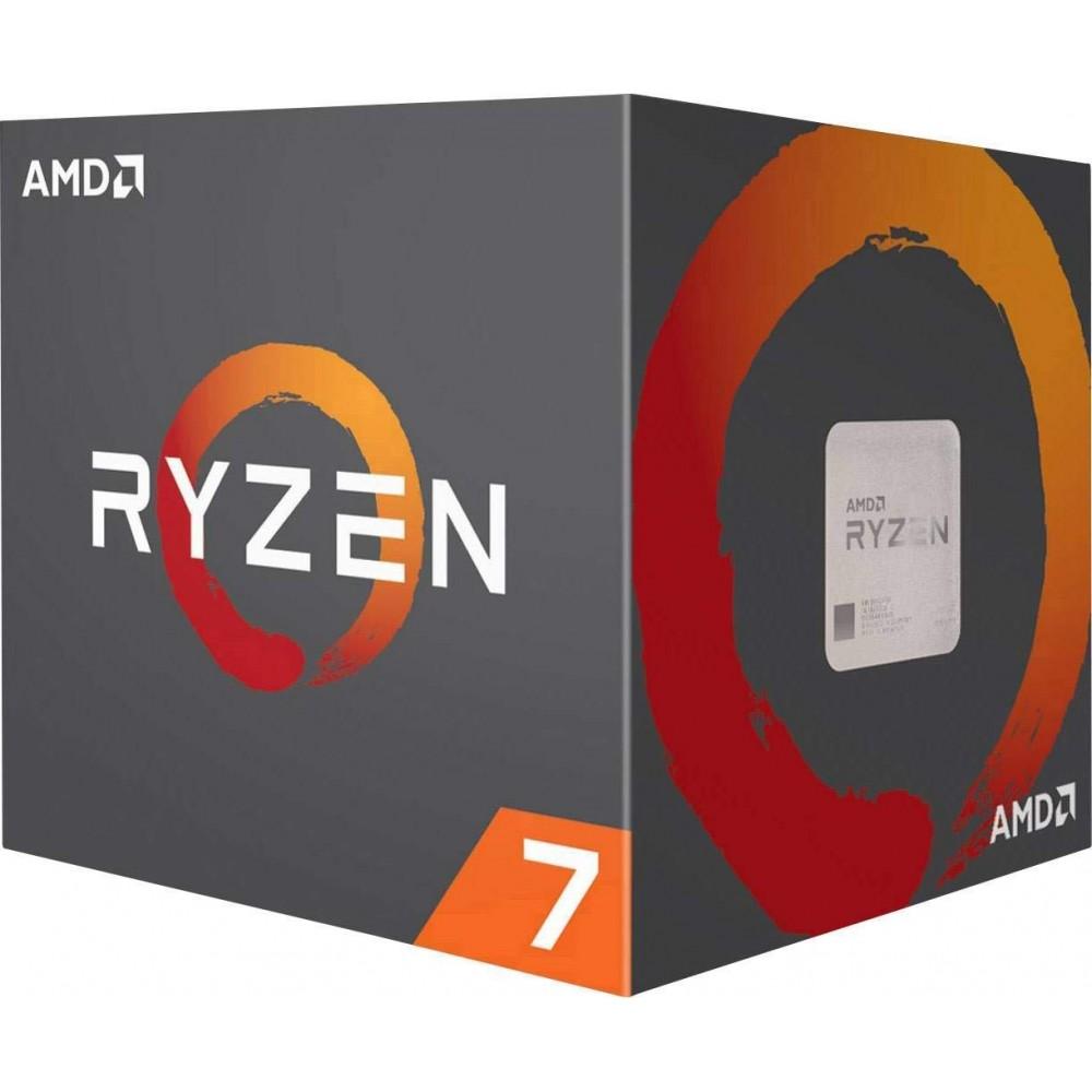 AMD Ryzen 7 2700X Processor (CPU)