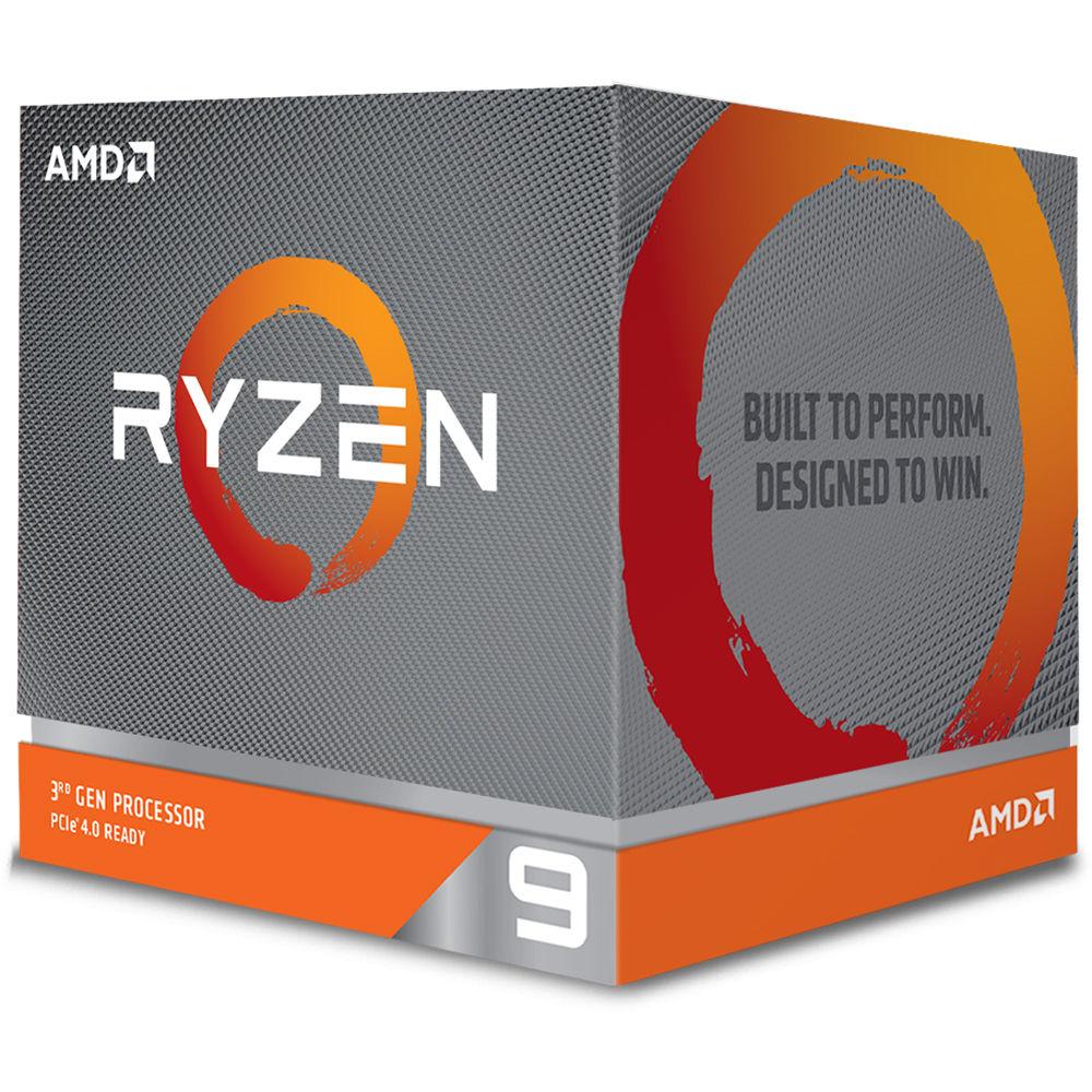 AMD Ryzen 9 3900X Processor (CPU)