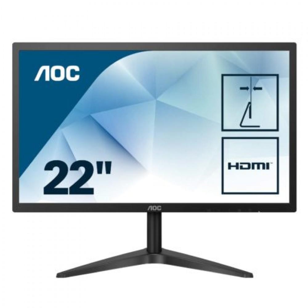 AOC 20 A2072PWH Monitor