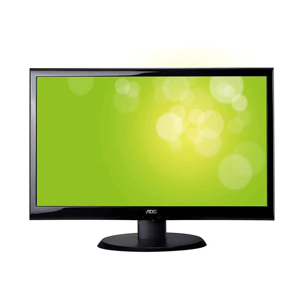 AOC 24 E2450SWH Monitor