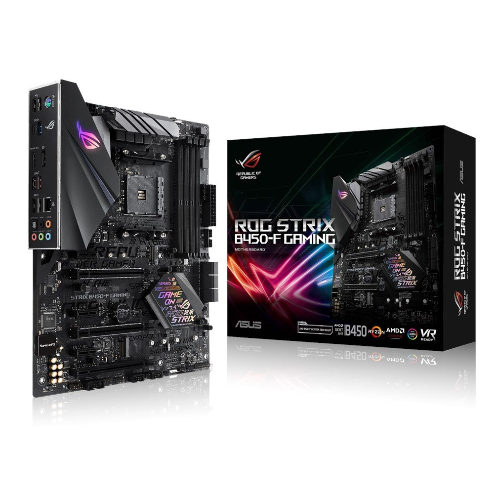 ASUS B450 F GAMING STRIX Motherboard