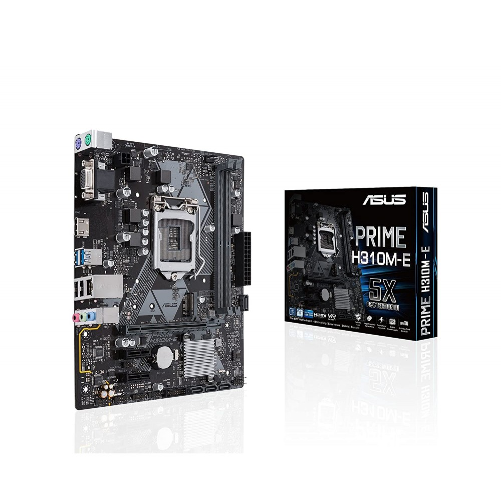 ASUS H310M-E Motherboard