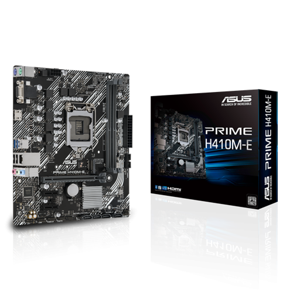 ASUS H410M-E Motherboard