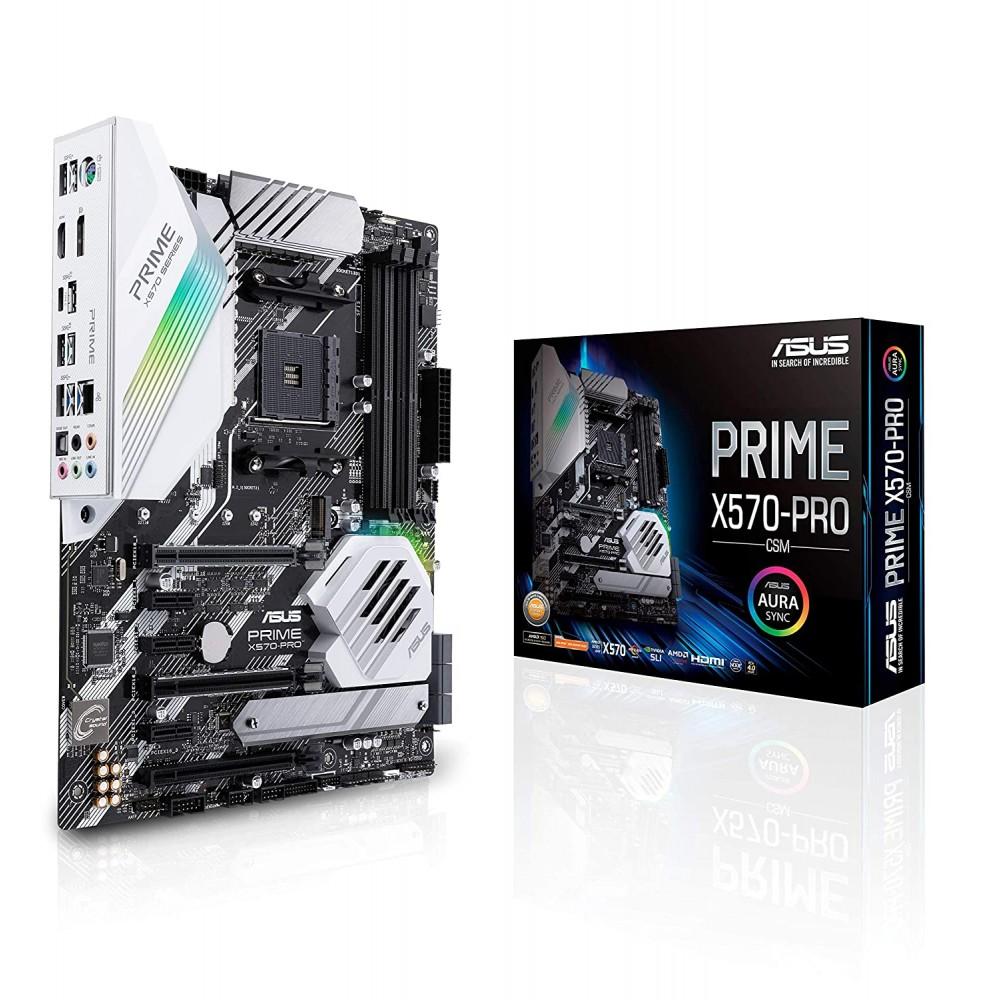 ASUS PRIME X570-PRO-CSM Motherboard