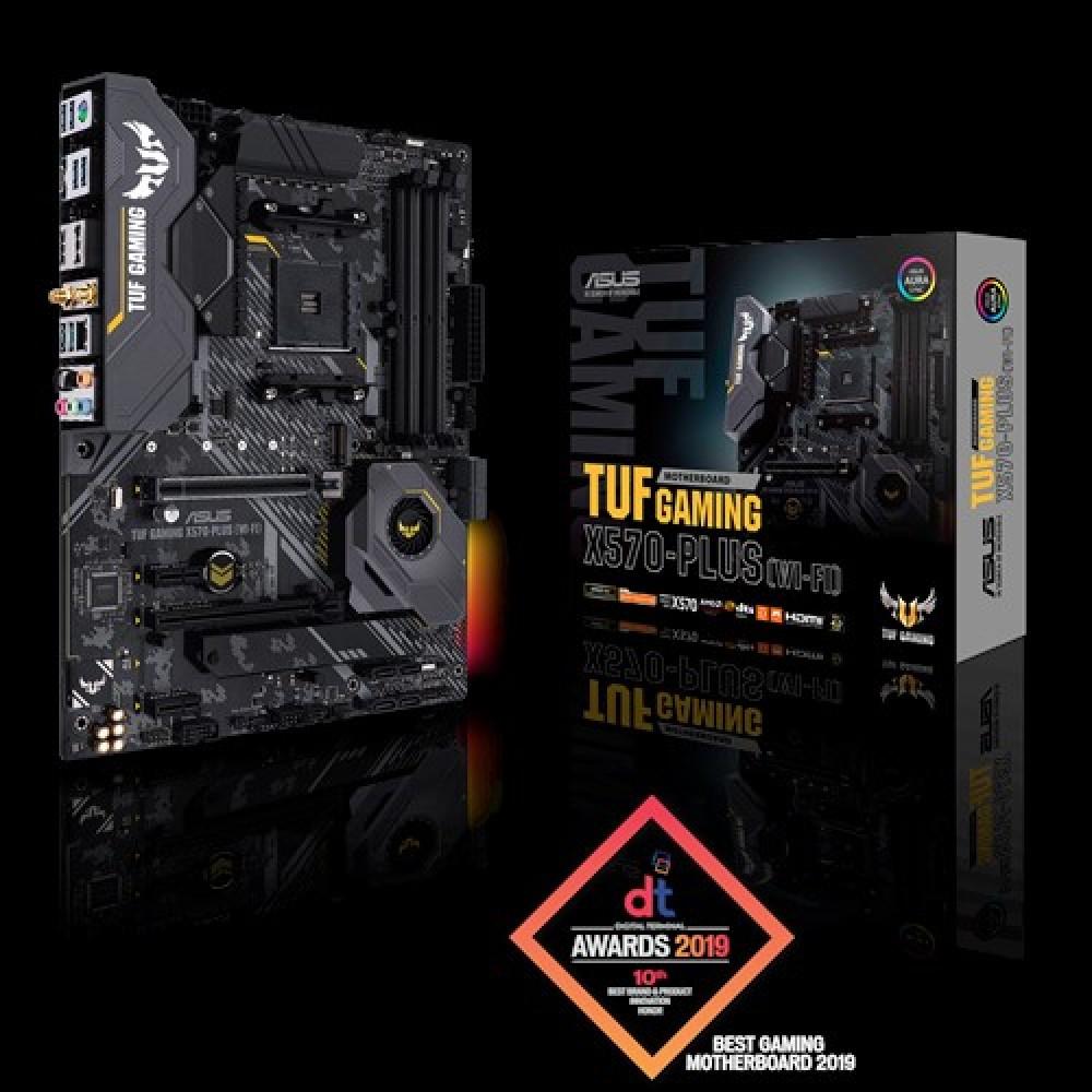 ASUS TUF GAMING X570-PLUS WIFI Motherboard