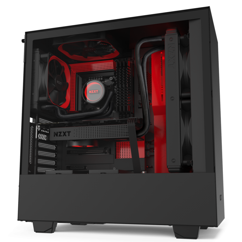 NZXT H510i CA-H510i-BR Case