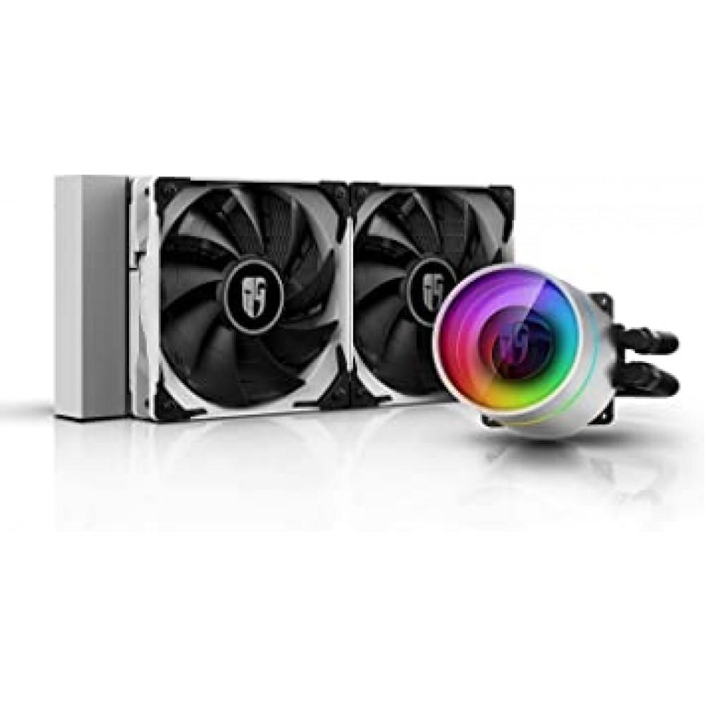 Deepcool CASTLE 240 EX WH CPU Cooler