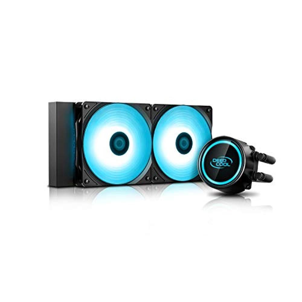Deepcool GAMMAXX L240T BLUE ( LED Lighting ) CPU Cooler