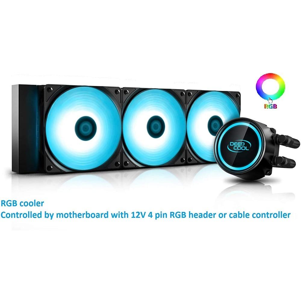 Deepcool GAMMAXX L360 V2 ( RGB Lighting ) CPU Cooler