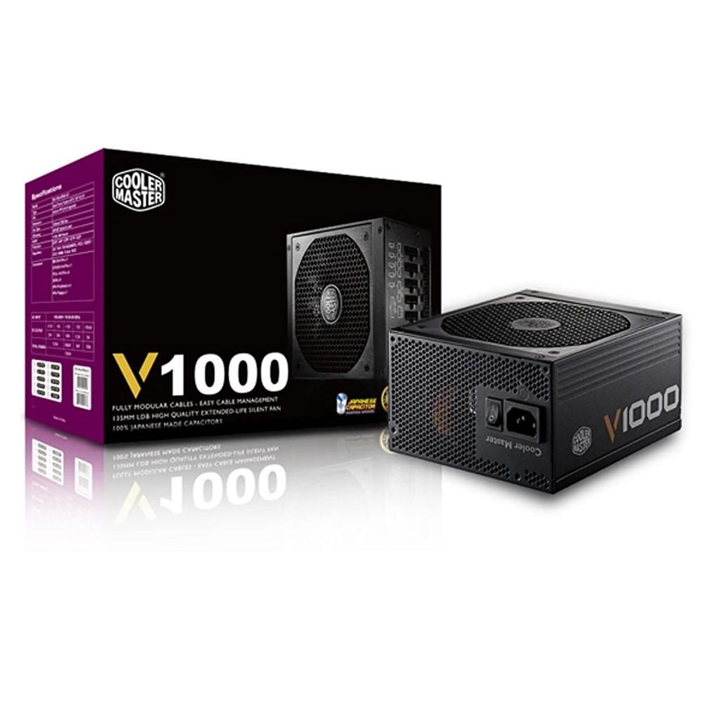 Cooler Master V1000 Gold Power Supplies