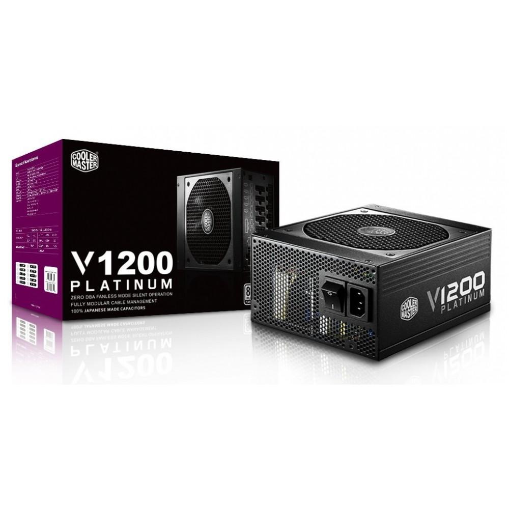 Cooler Master V1200 PLATINUM Power Supplies
