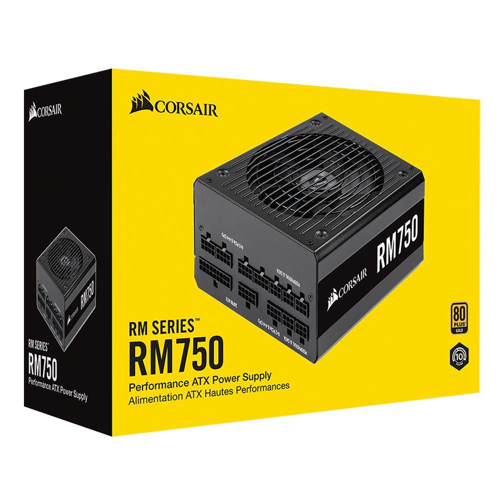 Corsair  RM750 Power Supplies