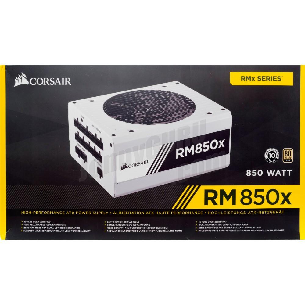 Corsair  RM850X White Power Supplies
