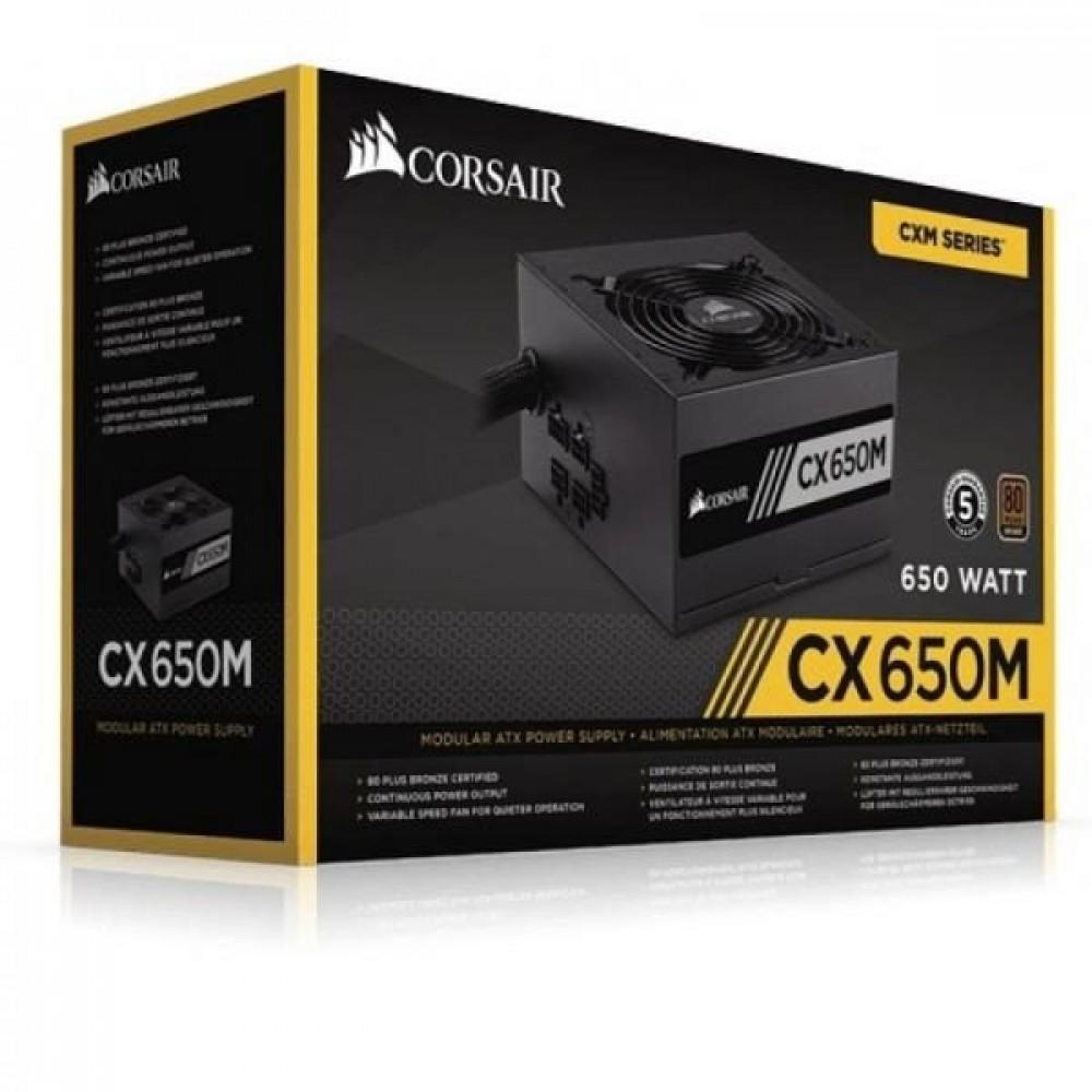 Corsair CX650M Power Supplies