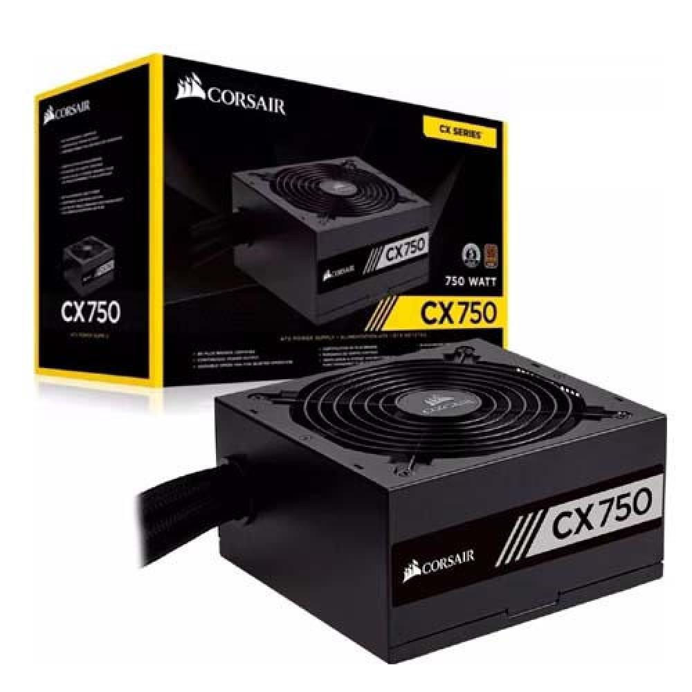 Corsair CX750 Power Supplies
