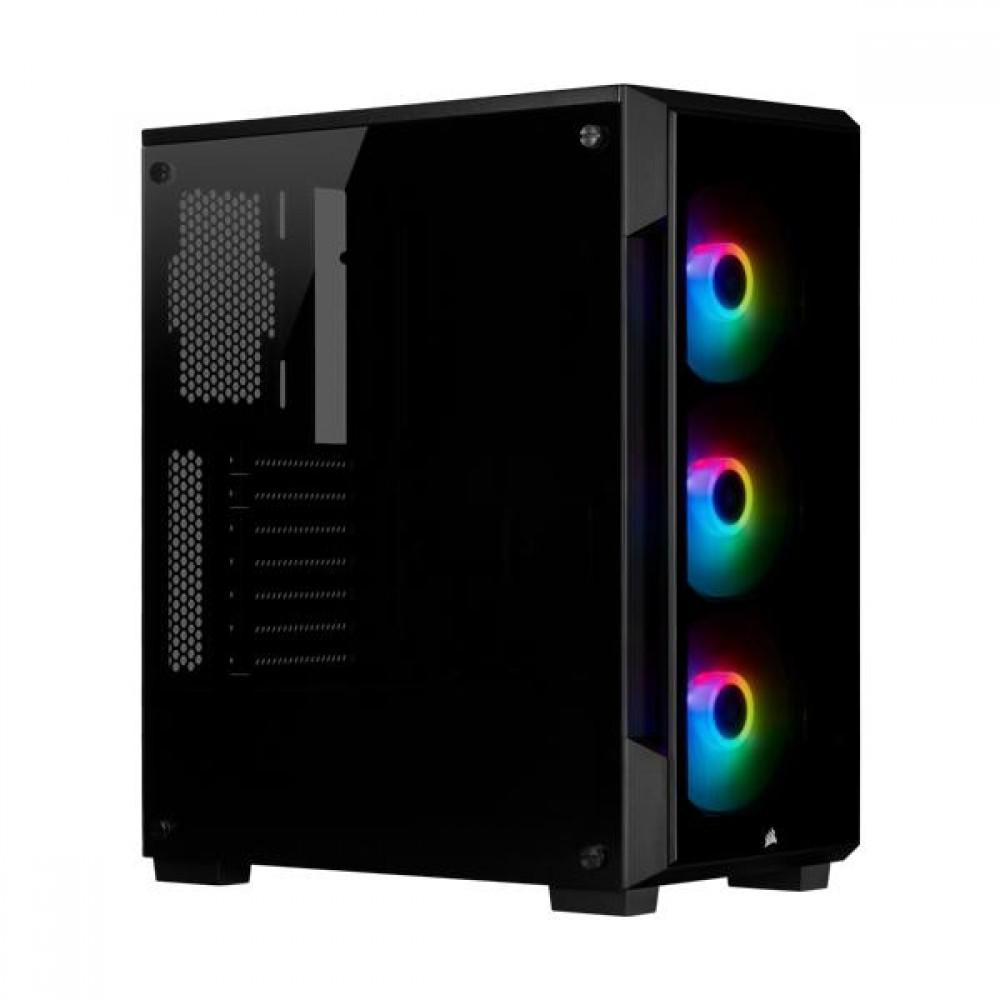 Corsair CABINET COMPONENT 220T, ICUE RGB BLK CC-9011190-WW Case