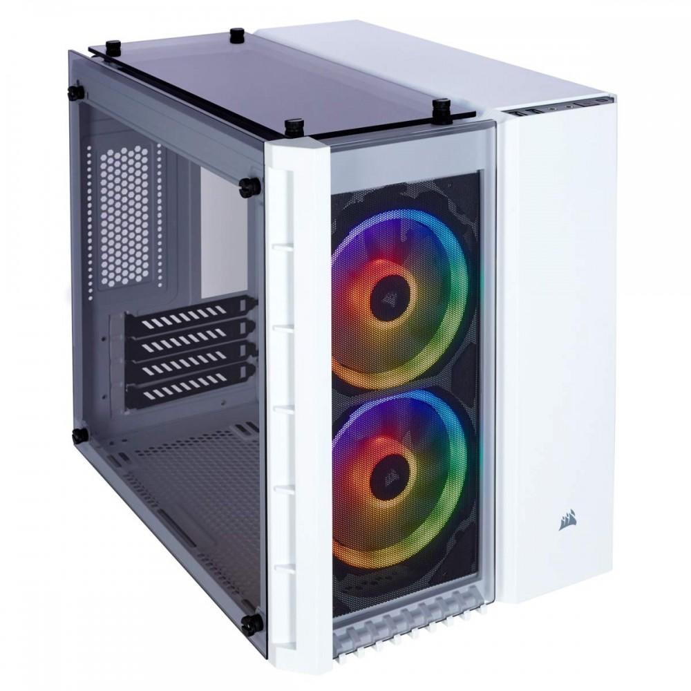 Corsair CABINET CRYSTAL 280X RGB WHITE Case