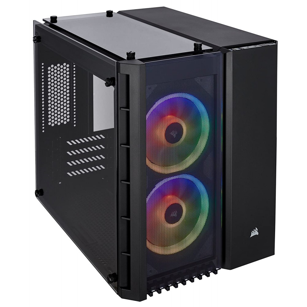 Corsair CRYSTAL 280X RGB BLACK Case