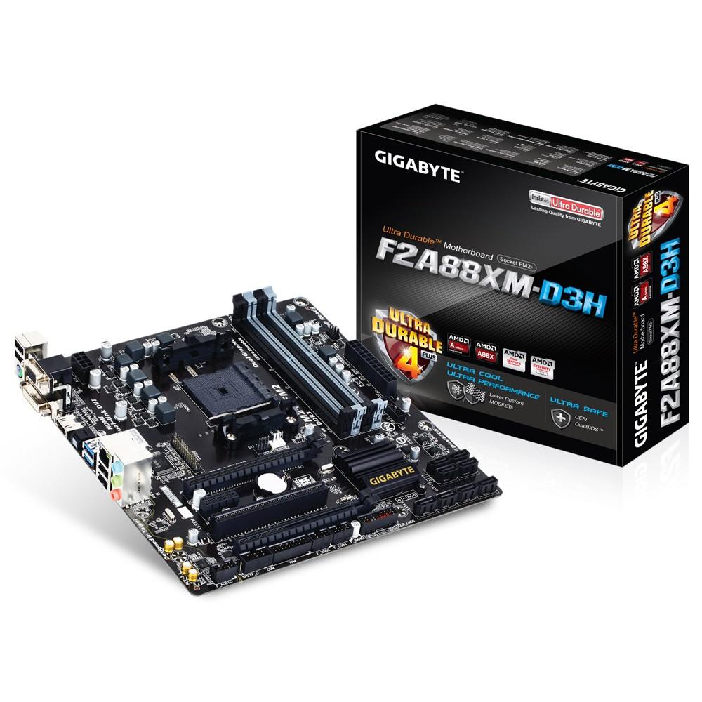 GigaByte F2 A88XM-D3H Motherboard
