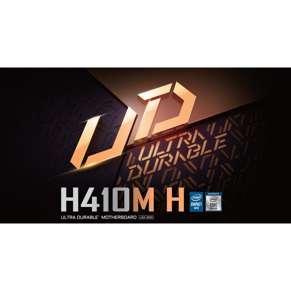 GigaByte H410M H Motherboard