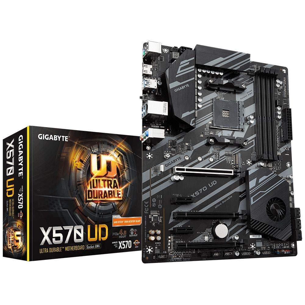 GigaByte X570 UD Motherboard