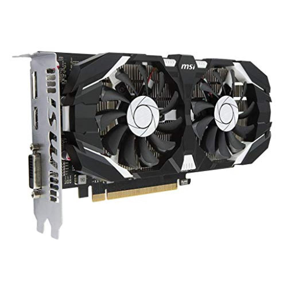 MSI GeForce GTX 1050 Ti 4GT OCV1 Graphic Card