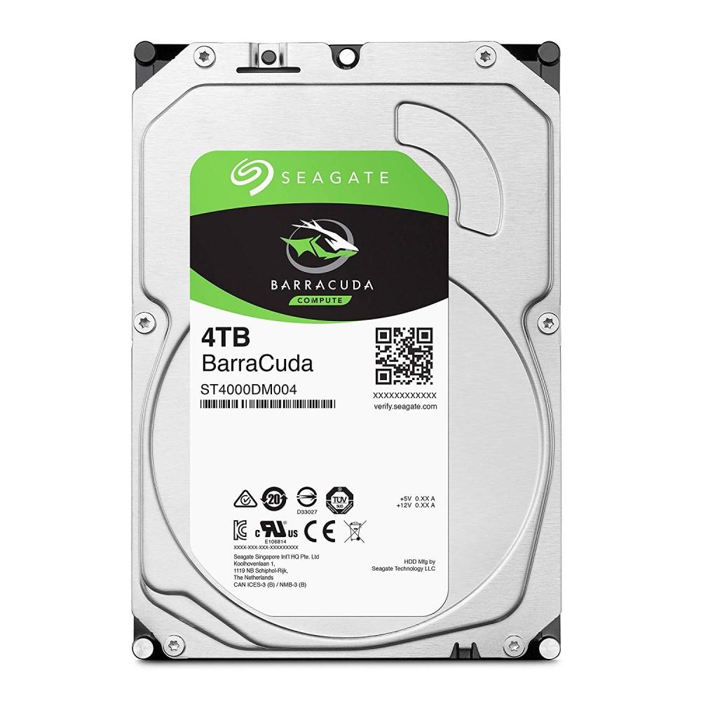Seagate BarraCuda ST4000DM004 4TB Hard Disk