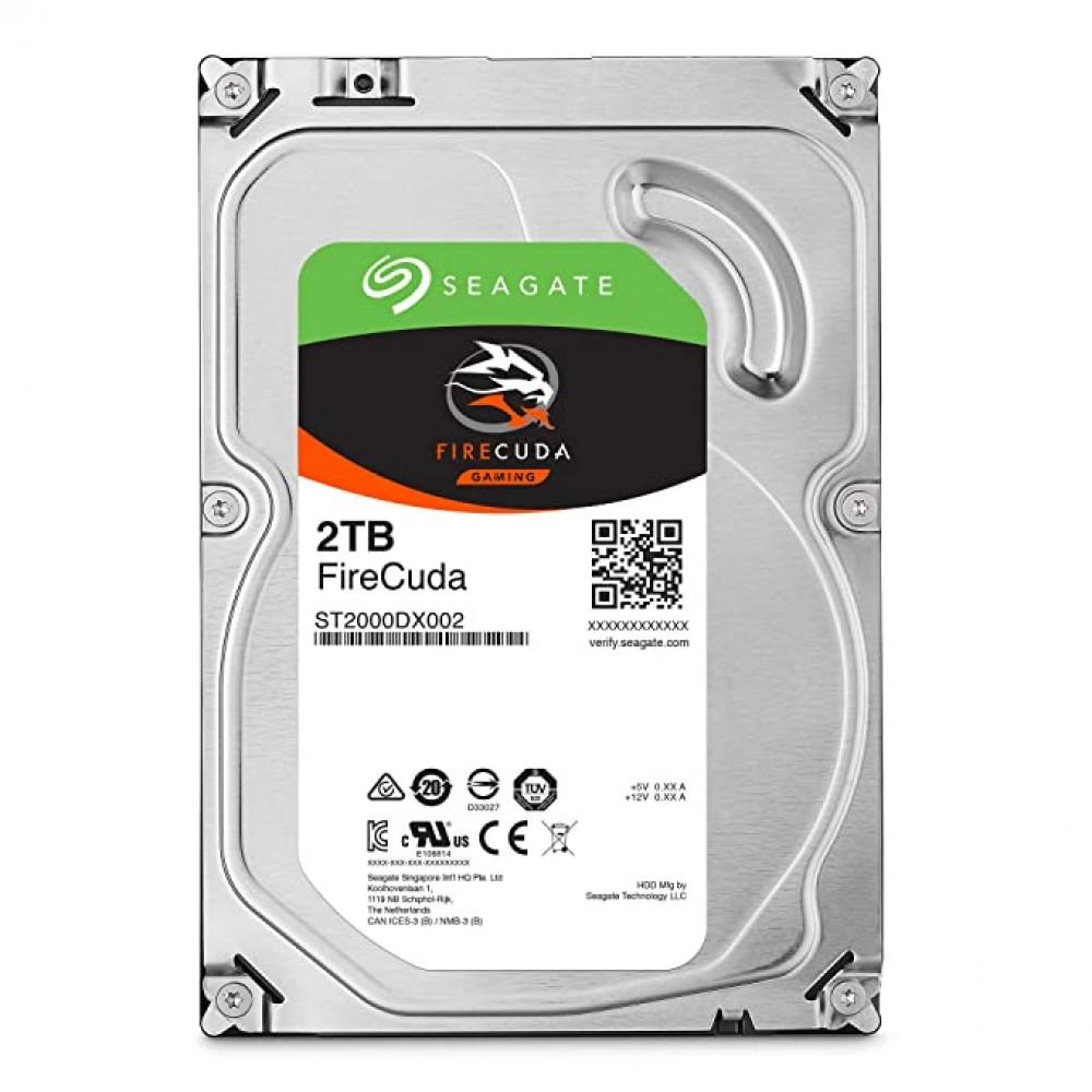 Seagate FireCuda ST2000DX002 2TB Hard Disk