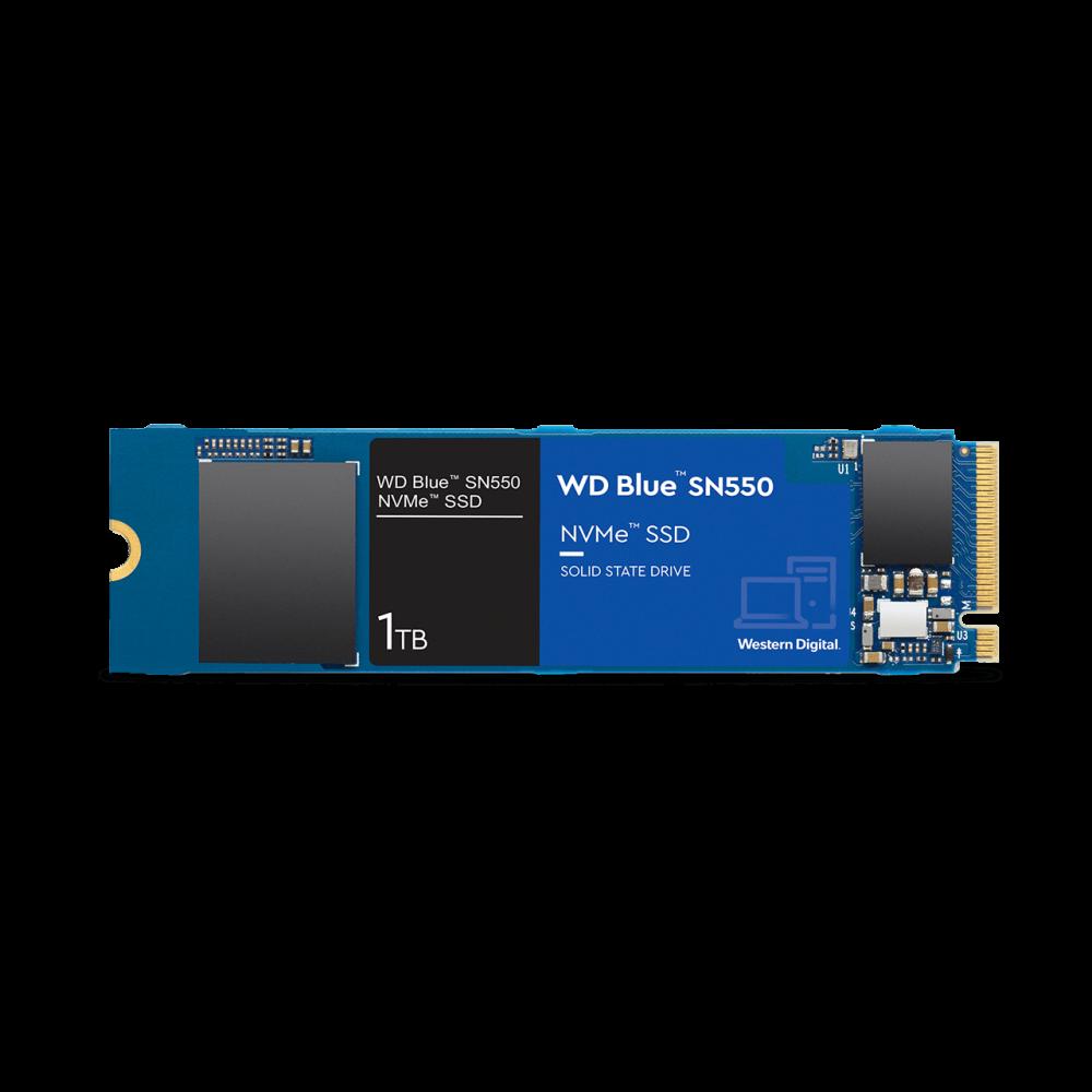 Western Digital SN550 NVMe WDS100T2BOC 1TB Hard Disk