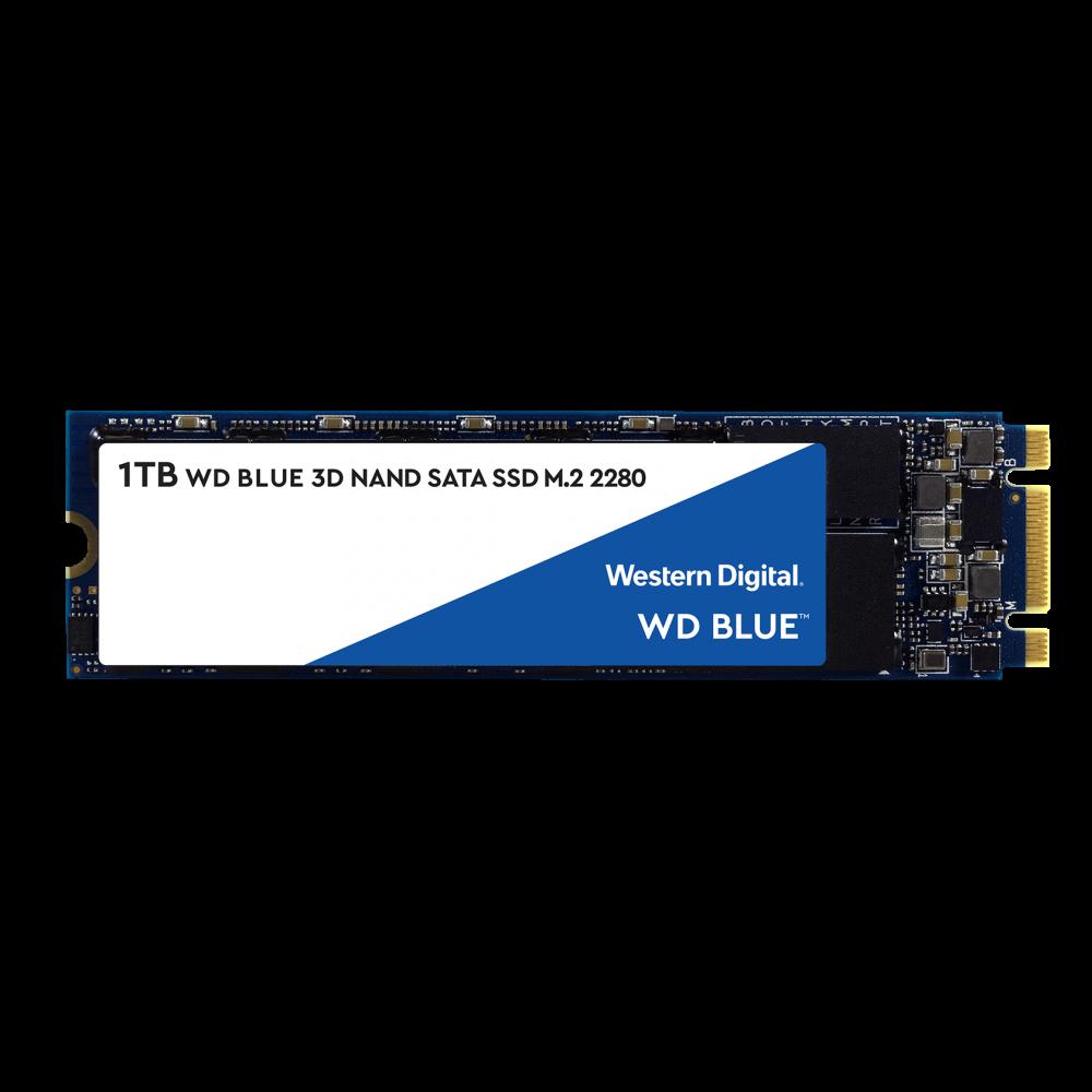Western Digital 3D NAND WDS100T2B0B 1TB Hard Disk