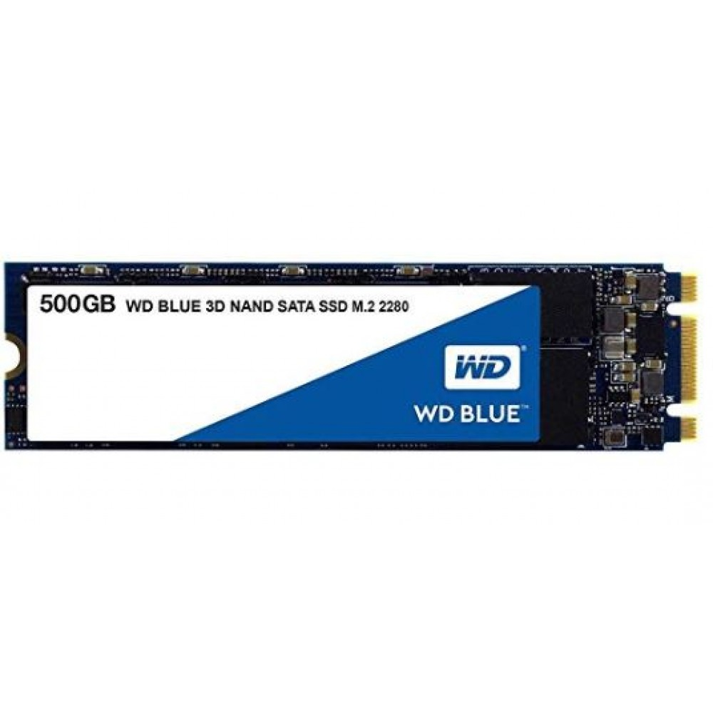 Western Digital 3D NAND WDS500G2B0B 500GB Hard Disk