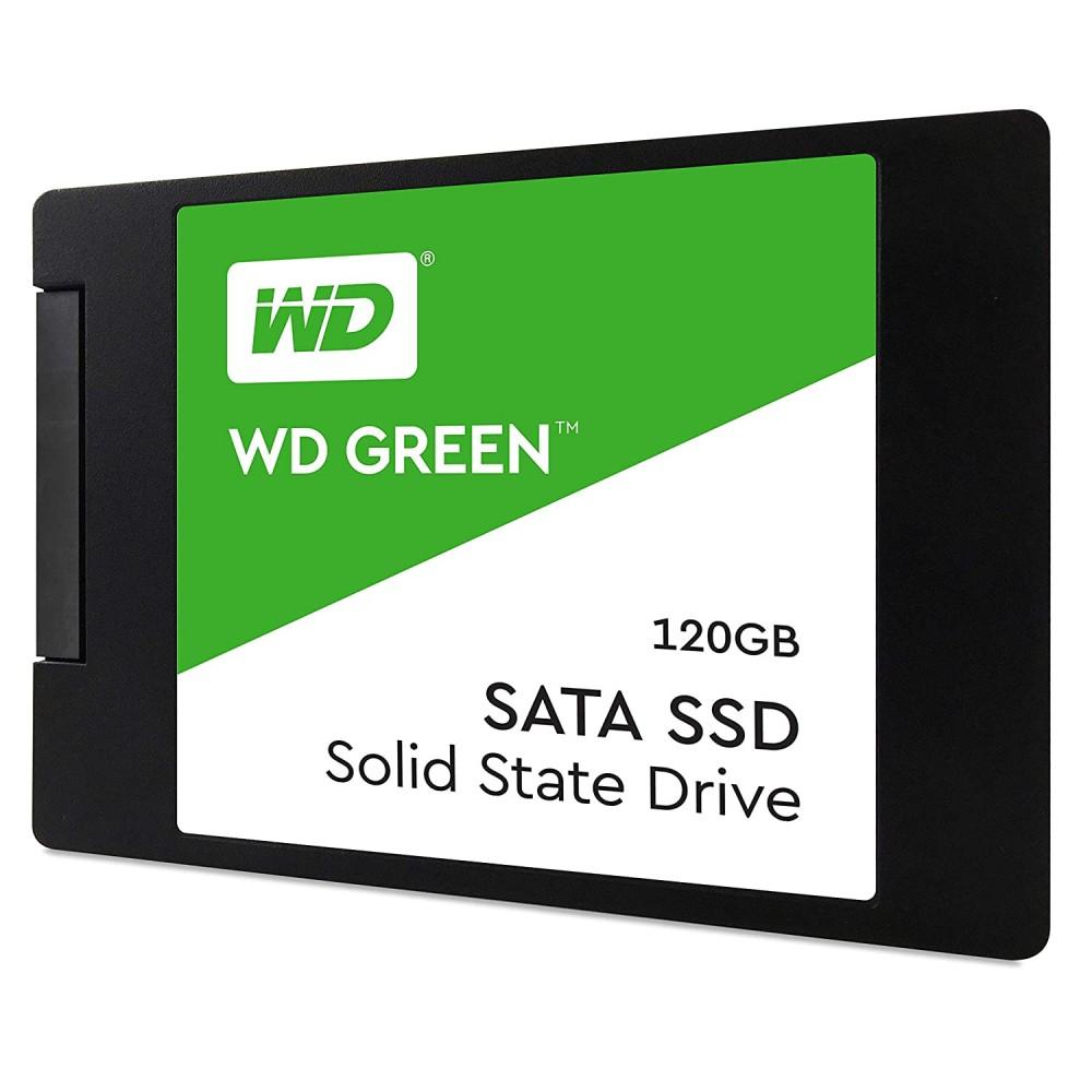 Western Digital WD Green WDS120G2G0A 120GB Hard Disk