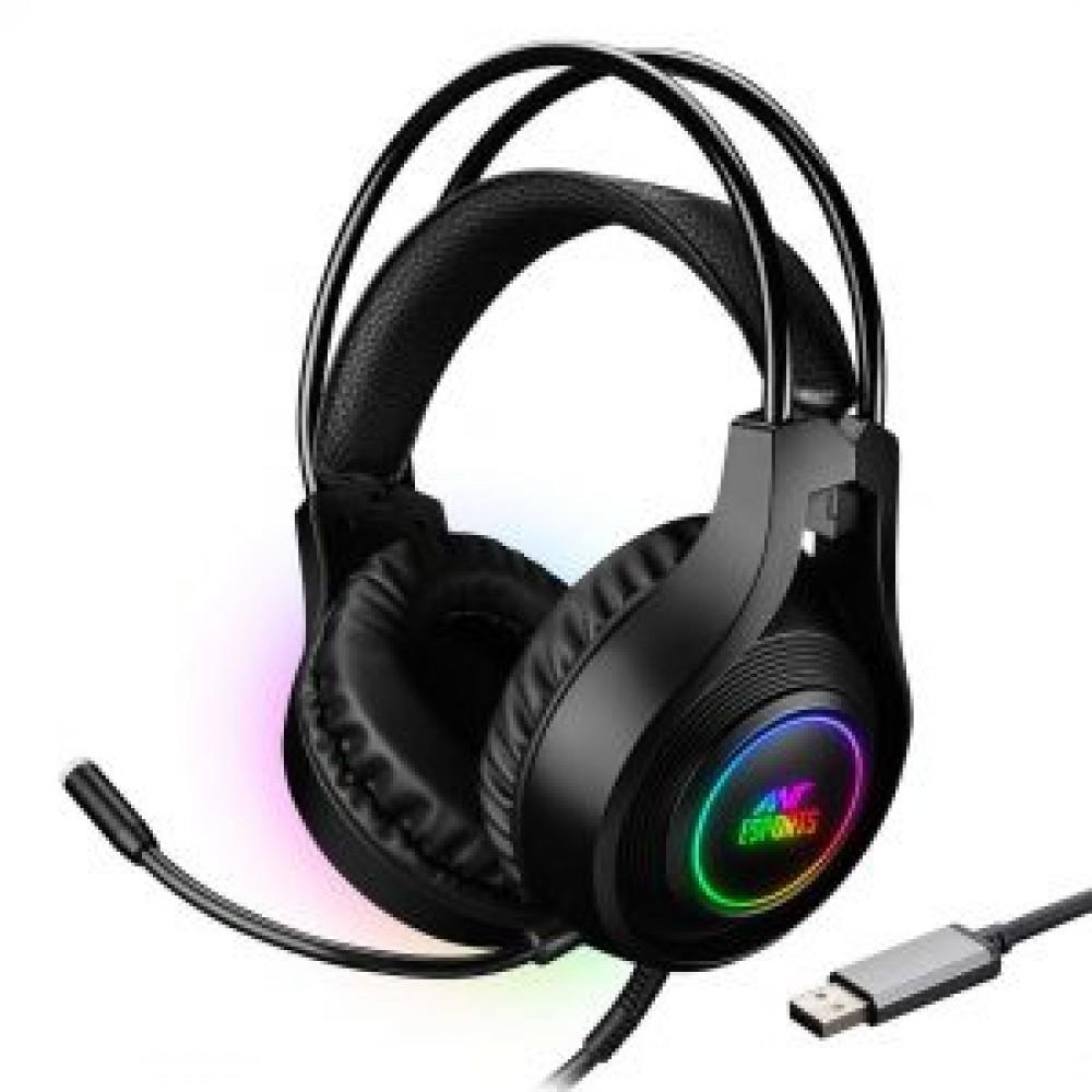 Ant Esports H570 RGB Head Phone