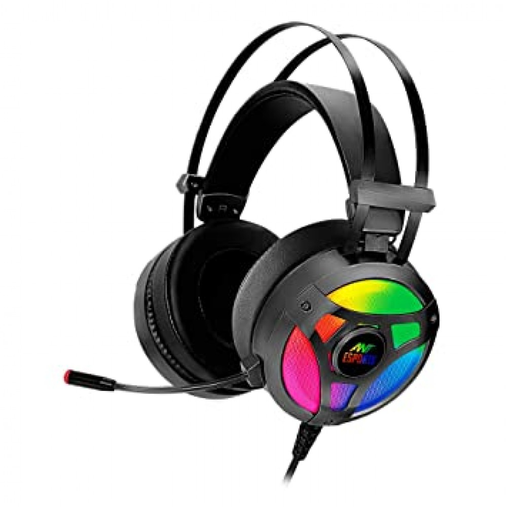Ant Esports H909 RGB Head Phone