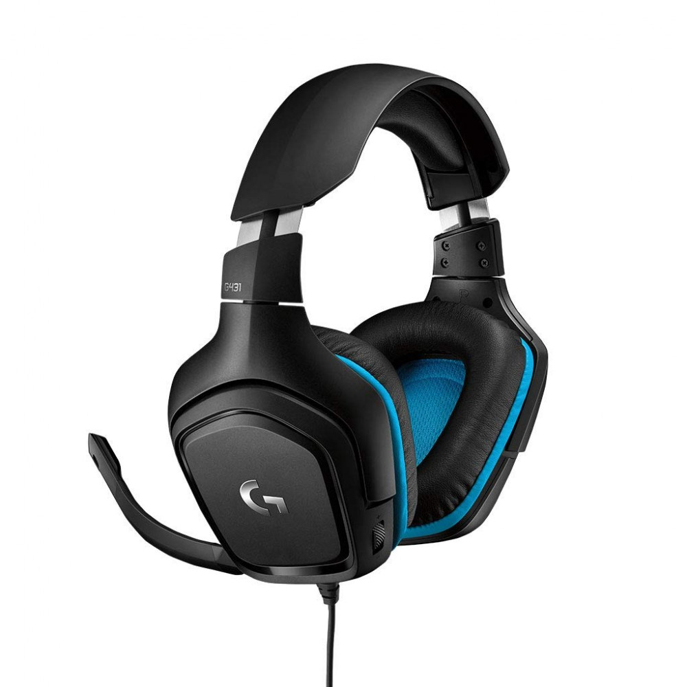 Logitech G431 7.1 Surround Sound Head Phone