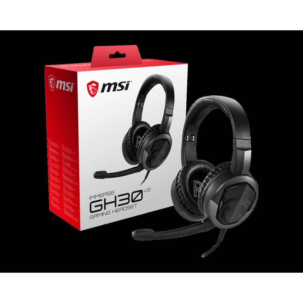 MSI IMMERSE GH30 V2 Head Phone