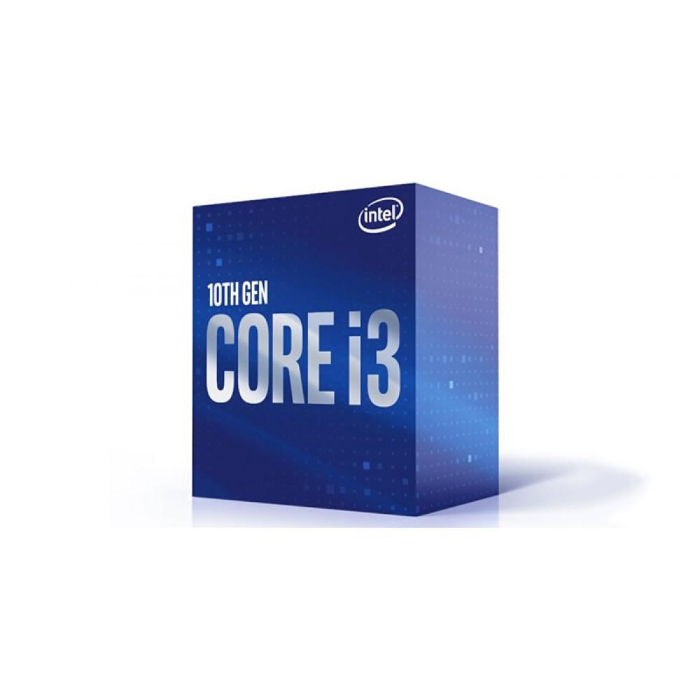 Intel Core i3-10100F Processor (CPU)