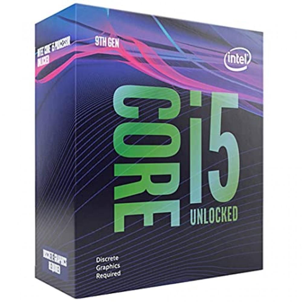 Intel Core i5-9600KF Processor (CPU)