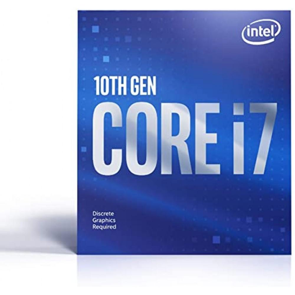 Intel Core i7- 10700F Processor (CPU)