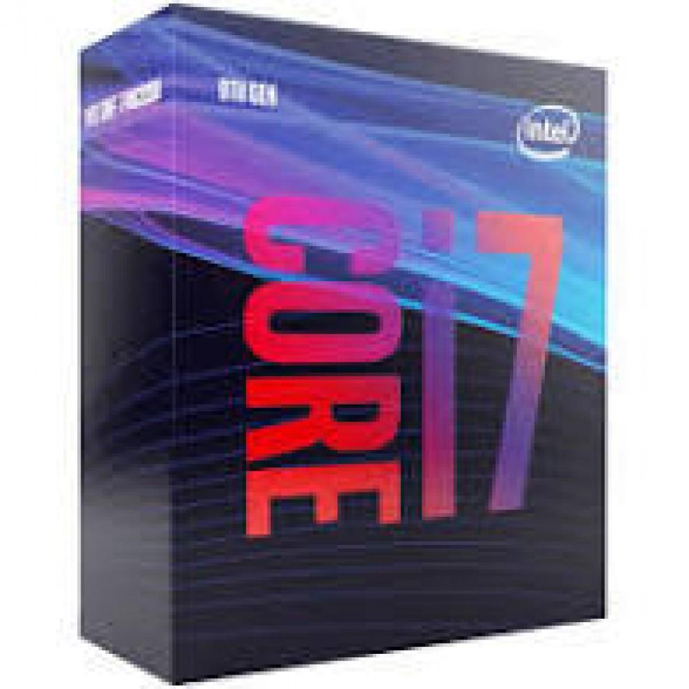 Intel Core i7- 9700 Processor (CPU)