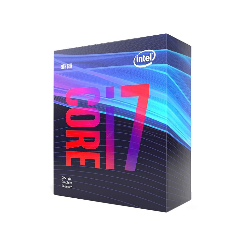 Intel Core i7- 9700F Processor (CPU)