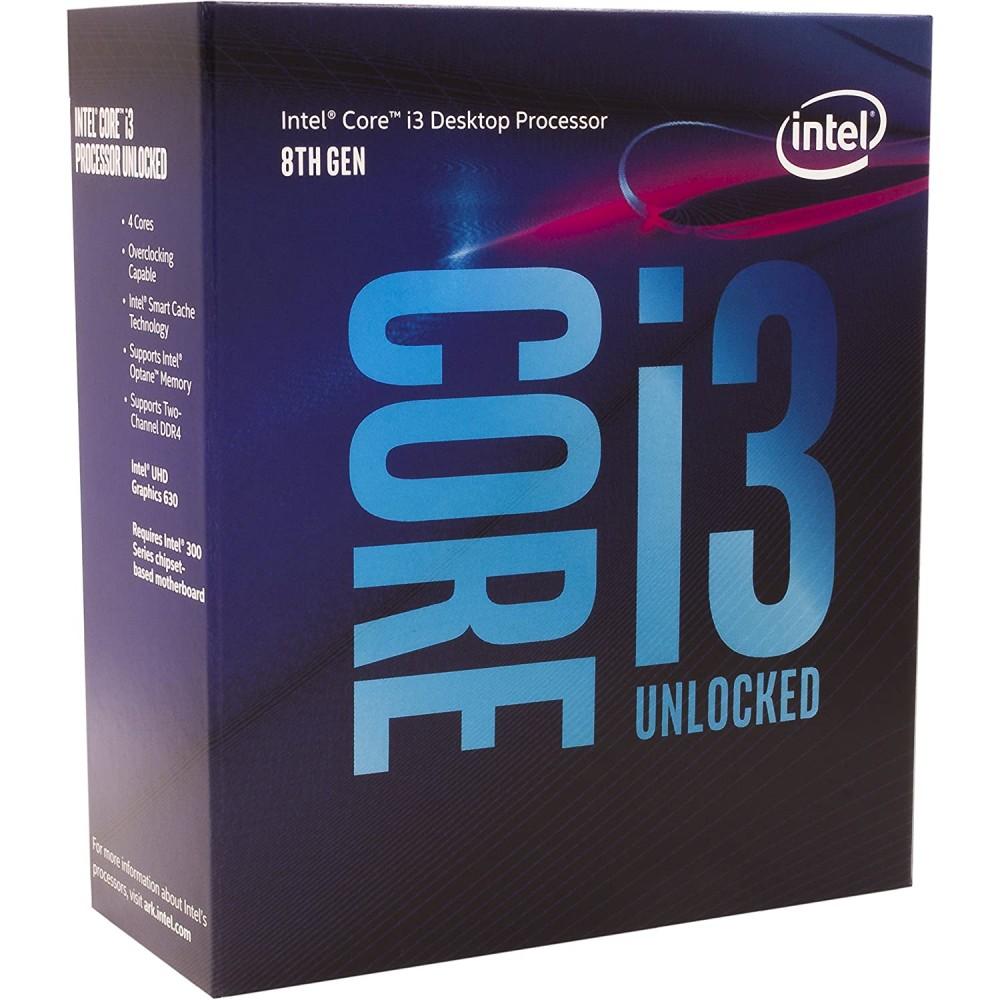 Intel Core i3-8350K Processor (CPU)