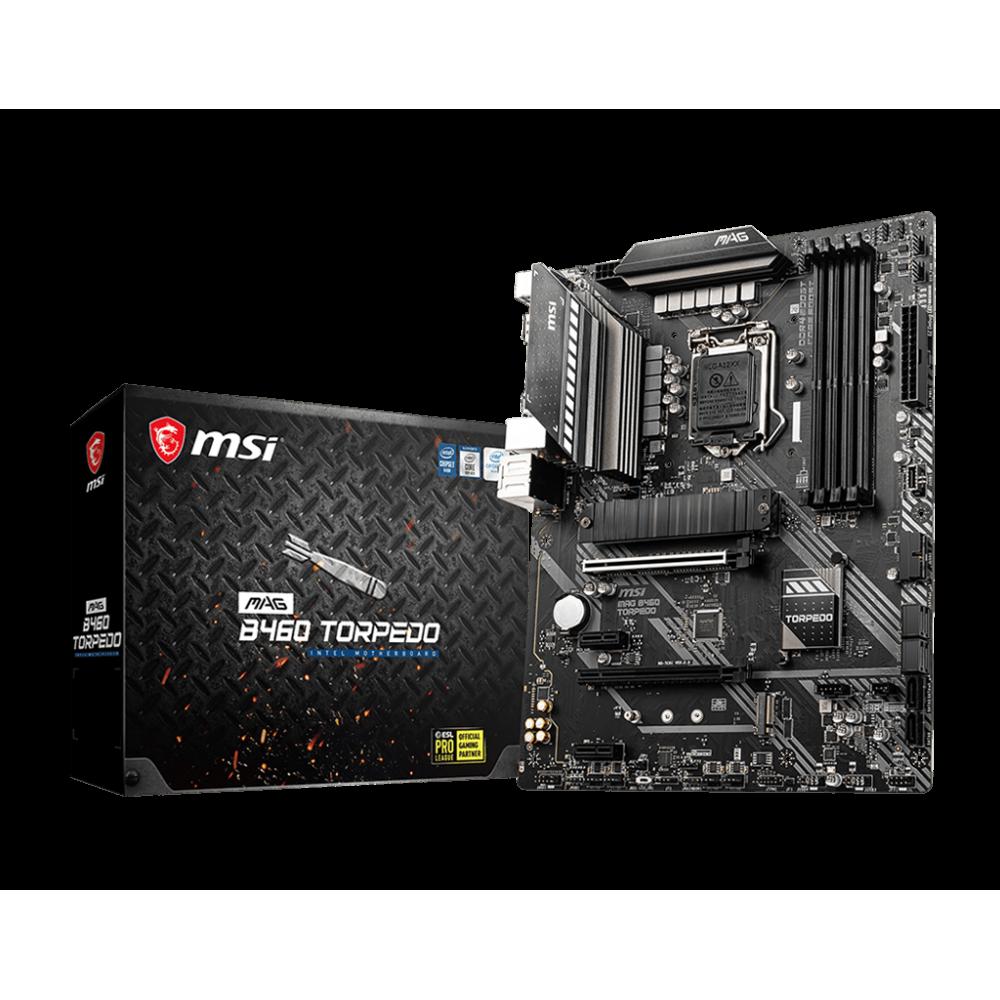 MSI MAG B460 TORPEDO Motherboard