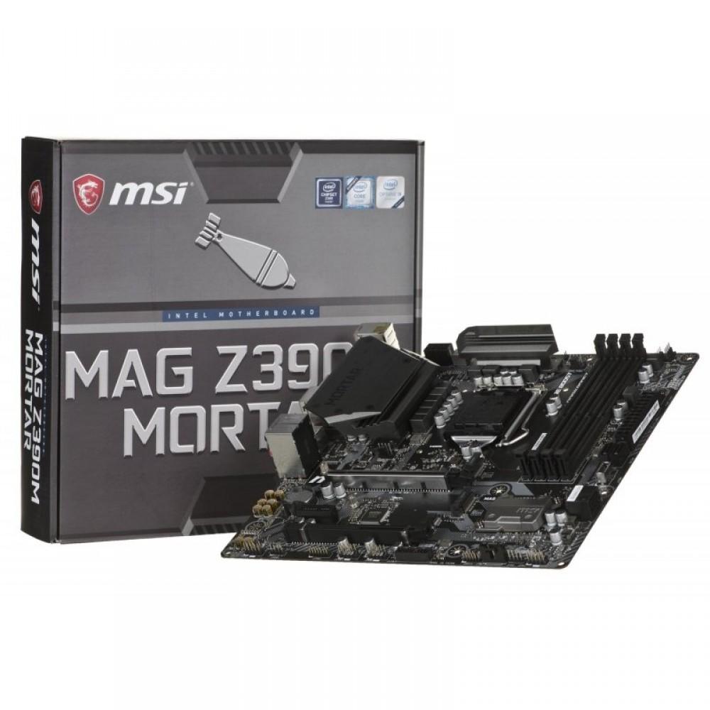 MSI MAG Z390M MORTAR Motherboard