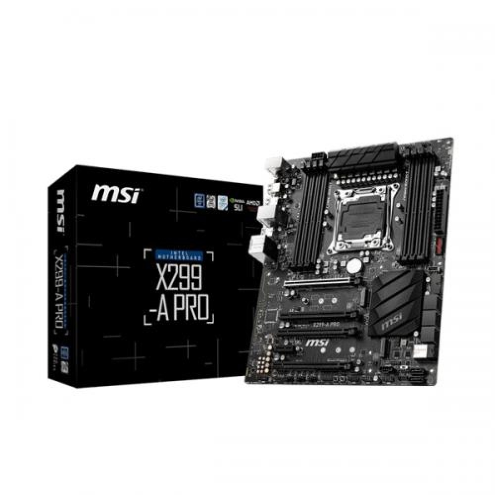 MSI X299-A PRO Motherboard