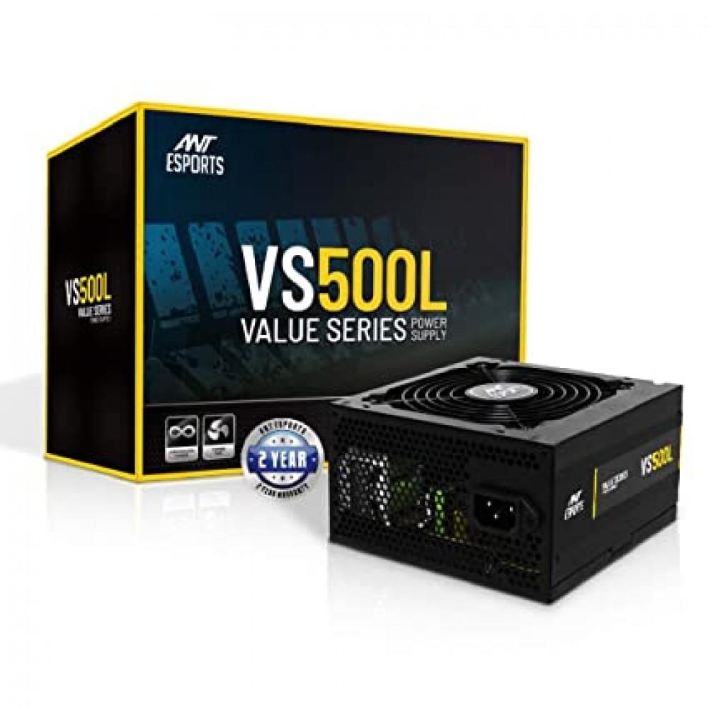 Ant Esports VS500L Power Supplies