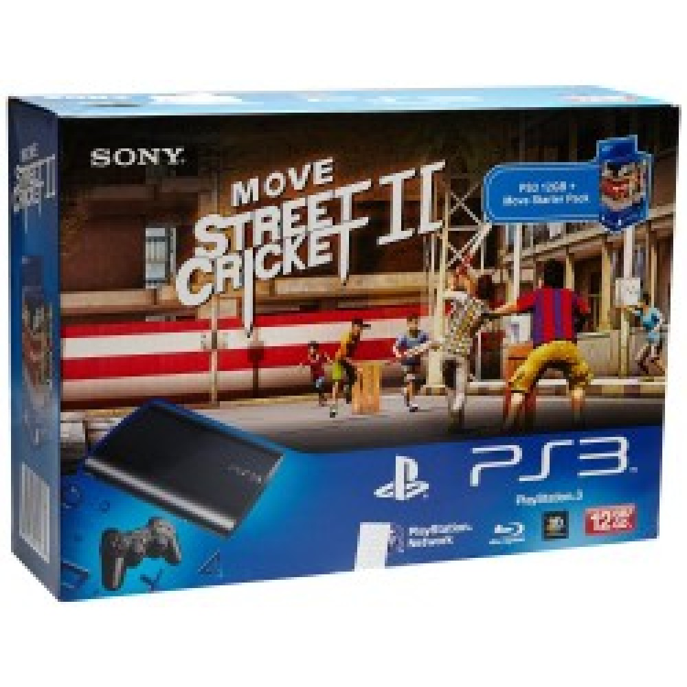 Sony  PS3 12GB with Move Starter Pack Playstation